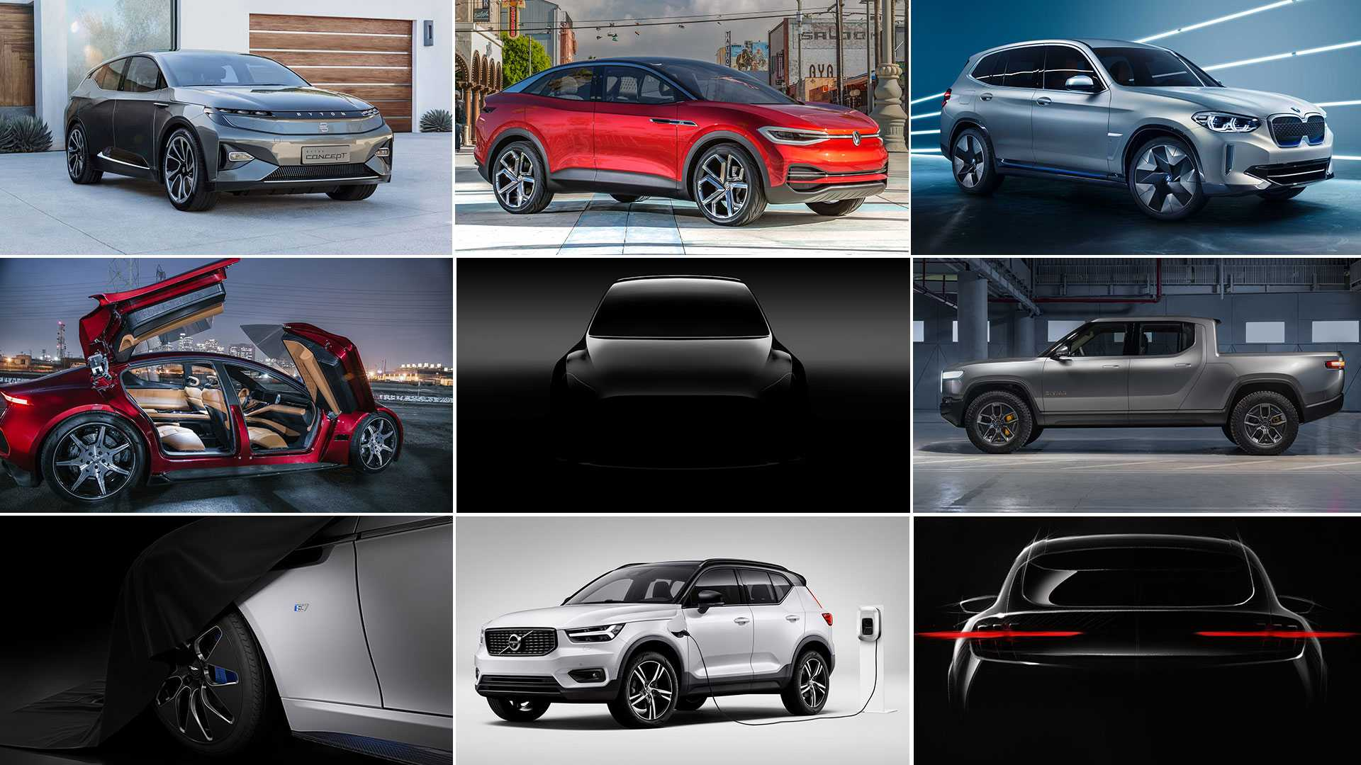 New Tesla Audi Volkswagen Ev Launches Due In 2020 Noodoe Ev Smart Electric Vehicle Charging Solutions